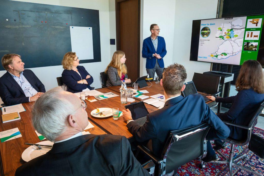 H2Ruimte bestuurlijke werkconferentie Groenalliantie 3